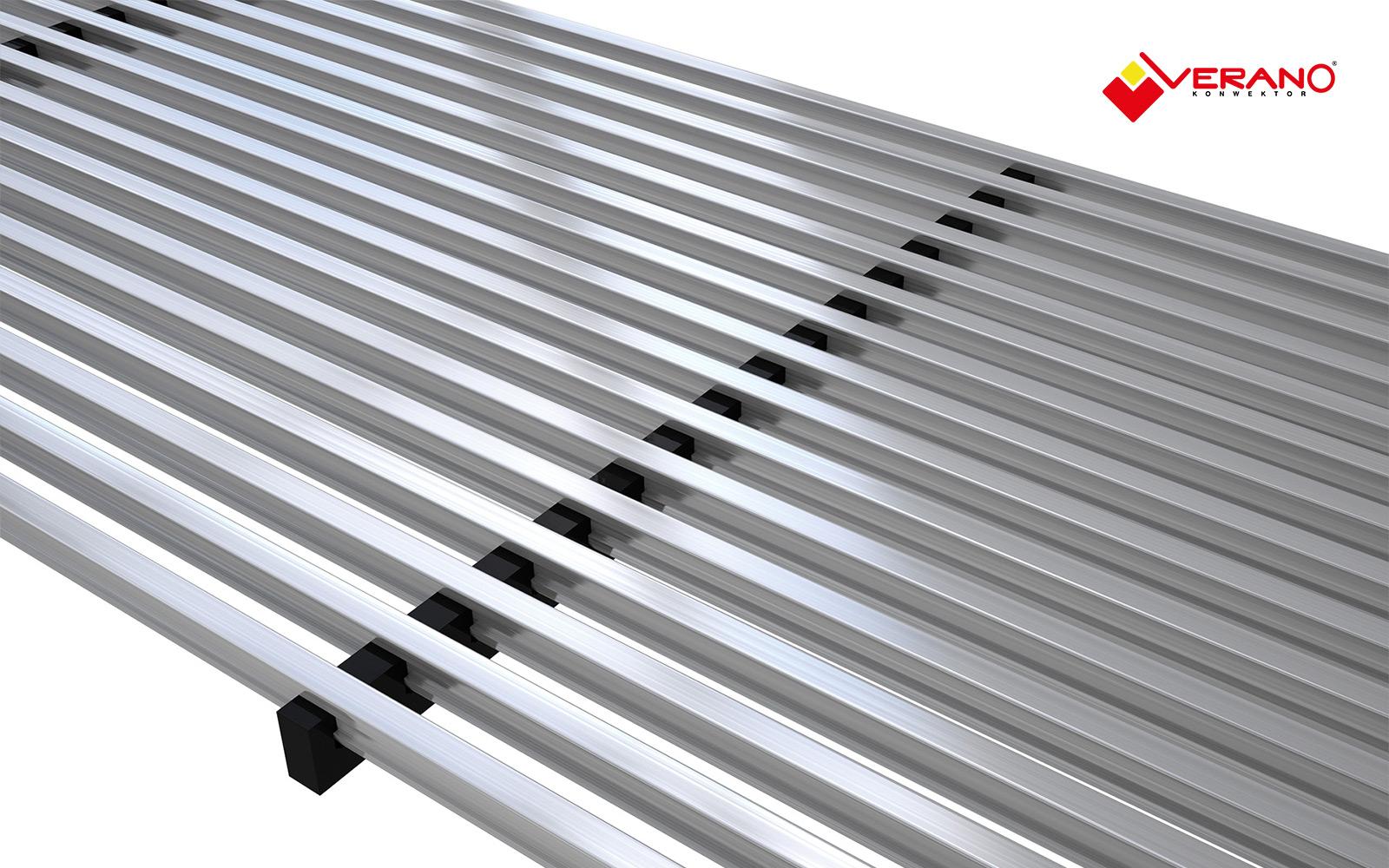 Решетки для внутрипольных конвекторов