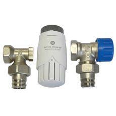 Schlosser Комплект термостатический Standard Mini, никелированный